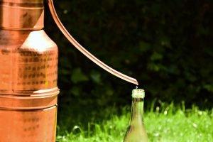 Aromarei Lavendel destillieren
